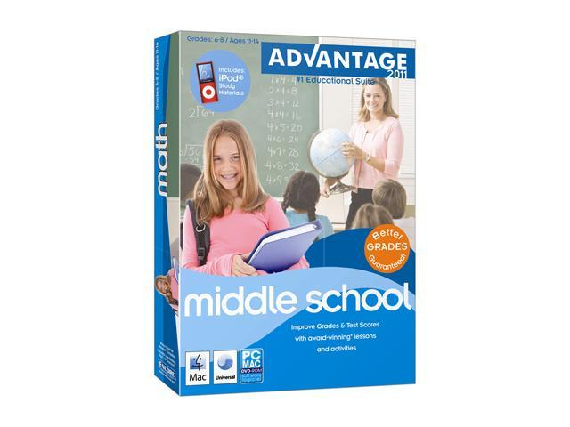 Encore Software Middle School Advantage 2011