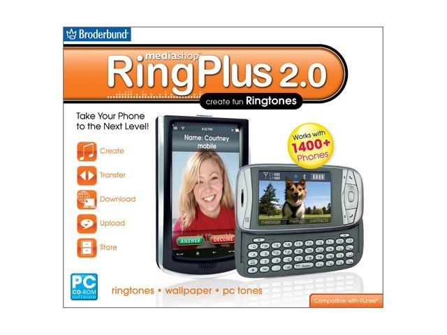 Encore Software Mediashop RingPlus 2.0 Jewel Case