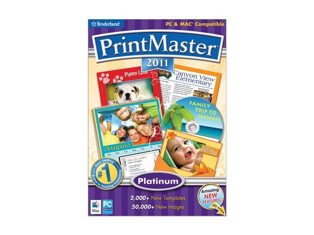 Encore Software PrintMaster 2011 Platinum Small Box