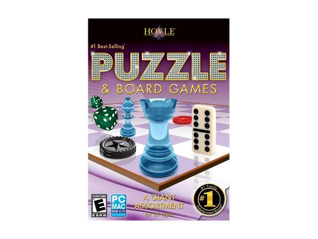 Hoyle Puzzle & Board Games 2011 PC Game