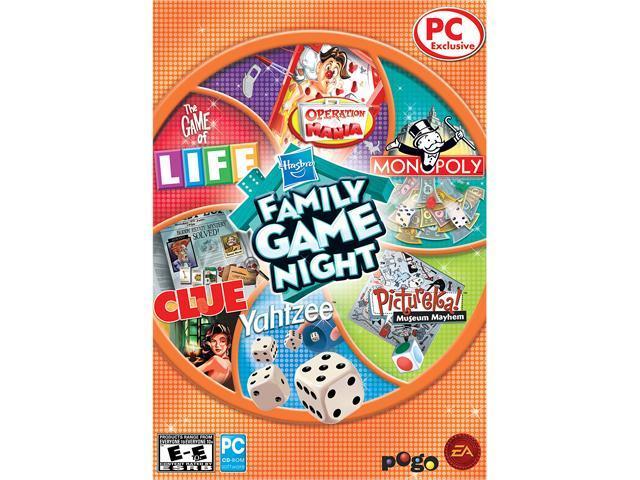 Hasbro Family Game Night PC Game