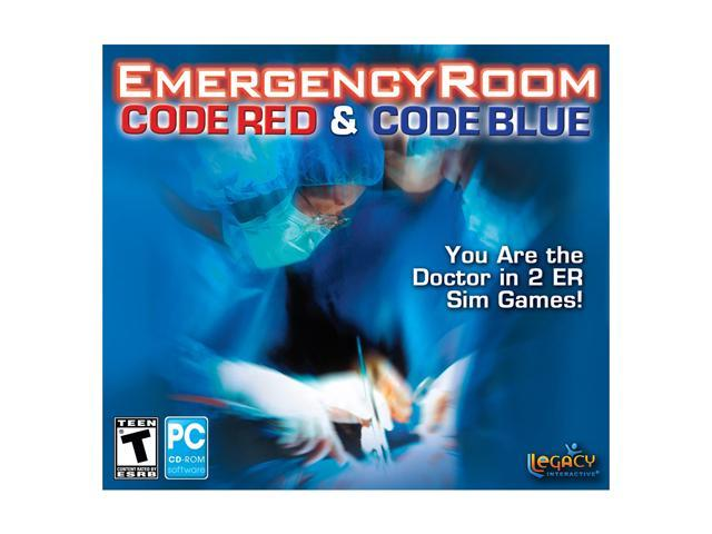 Emergency Room 2 and 3 Jewel Case PC Game