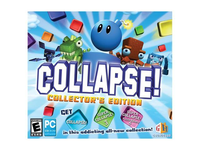 Collapse! Collector's Edition (JC) PC Game