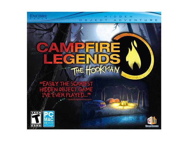 Campfire Legends: The Hookman Jewel Case PC Game