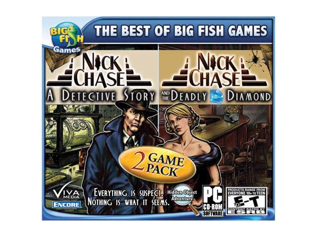 Nick Chase 2-pack Jewel Case PC Game