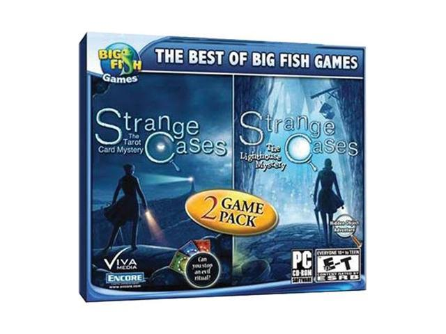Strange Cases 2-pack Jewel Case PC Game