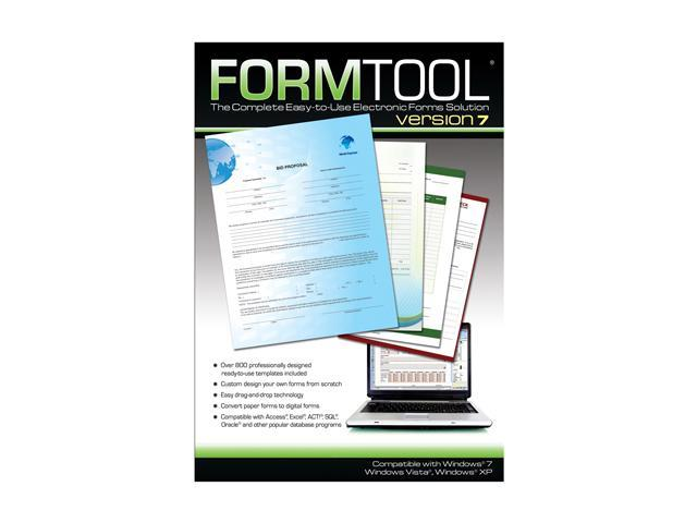 Encore Software FormTool 7 Standard