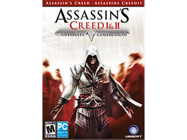 Assassin's Creed Ultimate Collection (1 & 2) PC Game