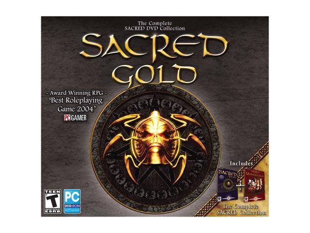 Sacred Gold PC Game
