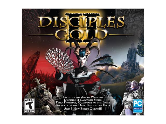Disciples II Gold Jewel Case PC Game