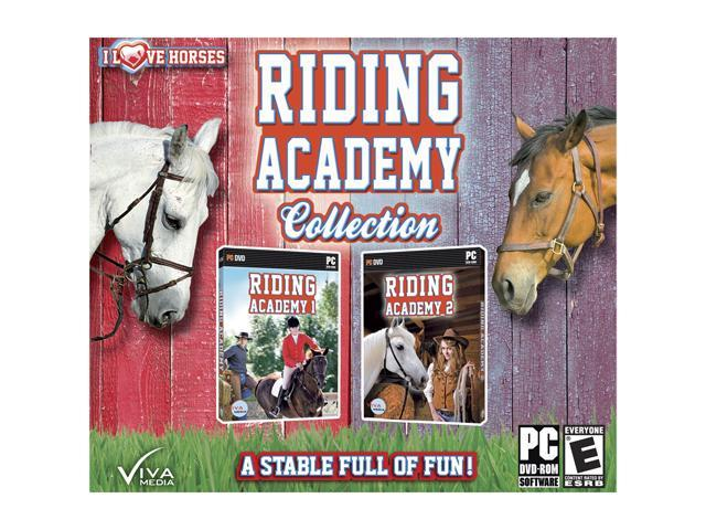 Riding Academy Collection Jewel Case PC Game