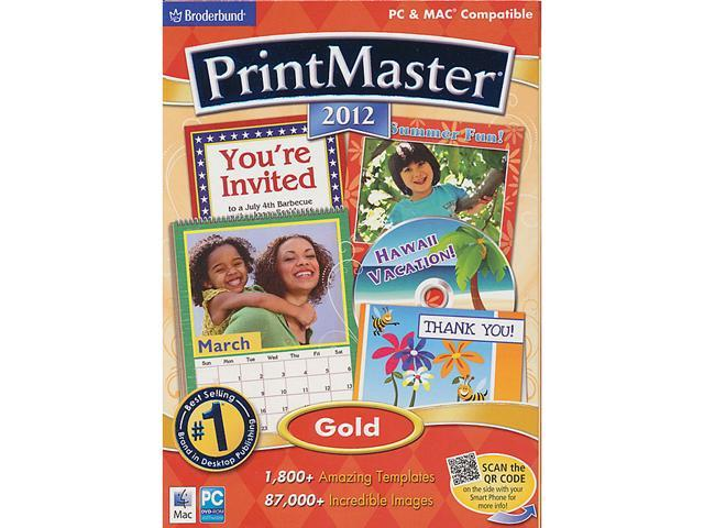 Encore Software Print Master 2012 Gold