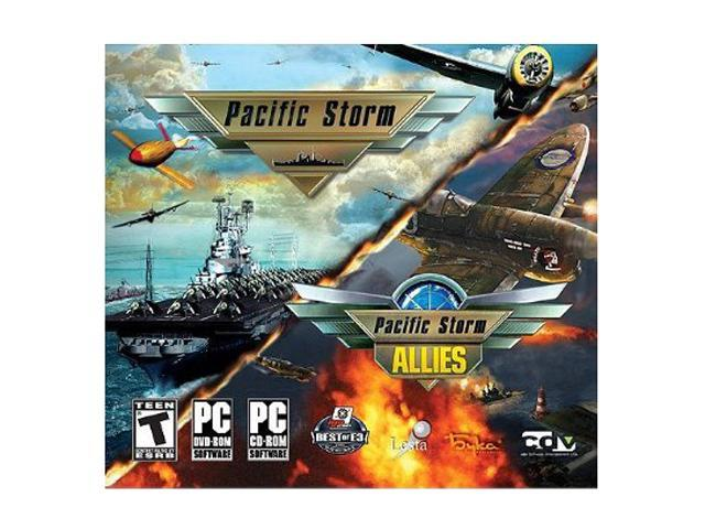 Pacific Storm Jewel Case PC Game