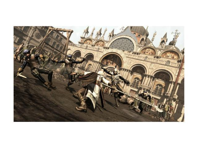 Assassin's Creed 1 & 2 Ultimate Collection PC Game Encore Software