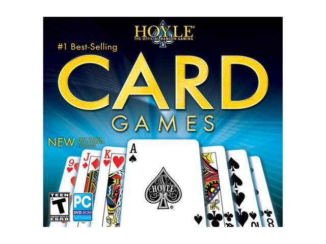 Hoyle Classic Card Games Jewel Case PC Game
