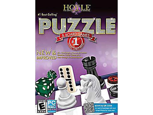 HOYLE Puzzle and Board Games 2012 PC Game