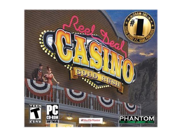 reel deal casino gold rush