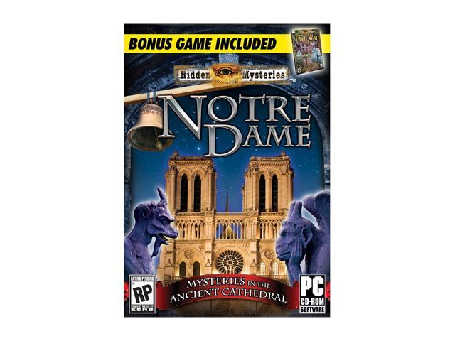 Hidden Mysteries Notre Dame PC Game