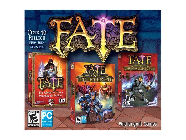 Fate 1 2 3 Jewel Case PC Game