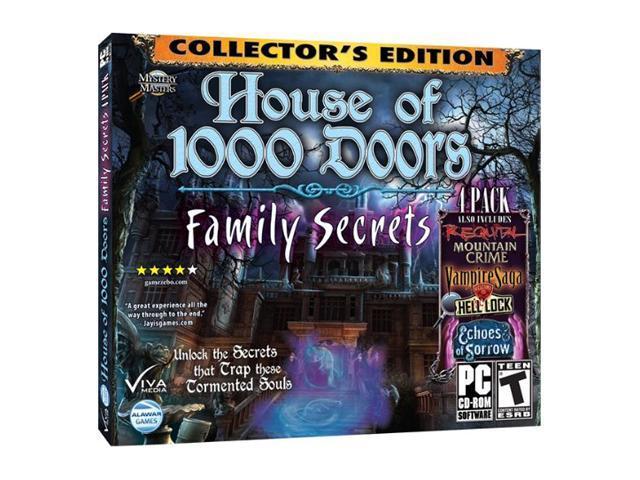 House Of 1000 Doors Jewel Case PC Game