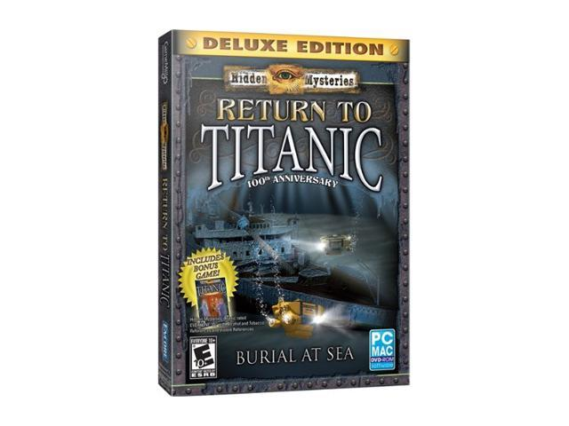 Hidden Mysteries: Return to titanic PC Game