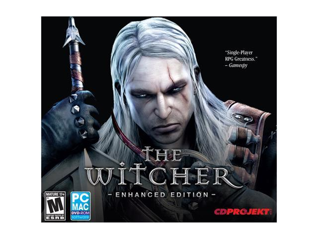 The Witcher Enhanced Edition Jewel Case PC Game