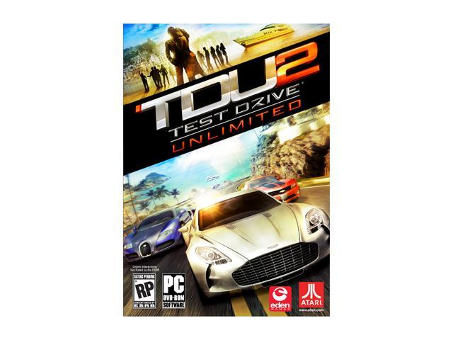 Test Drive Unlimited 2 PC Game
