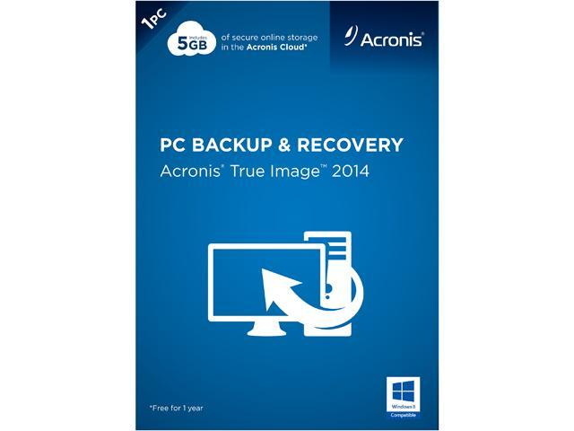 Acronis True Image 2014 - 1 PC