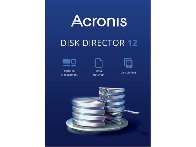 Acronis Disk Director 12 - 1 PC