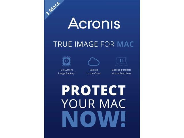 Acronis True Image for Mac 3 Users - Download