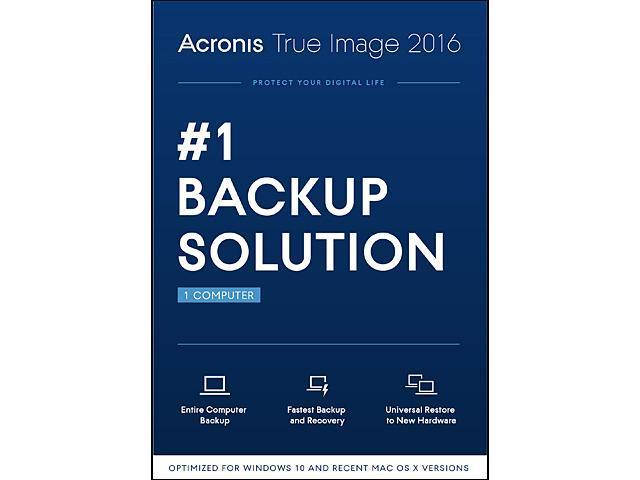 acronis backup ports Multimedia mac os