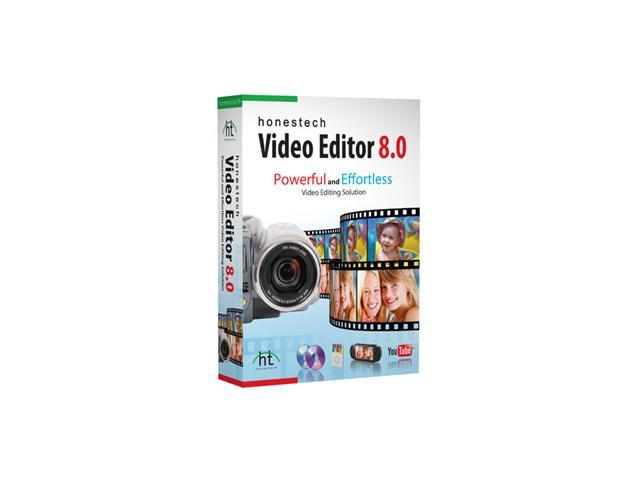 Honestech Video Editor 8.0