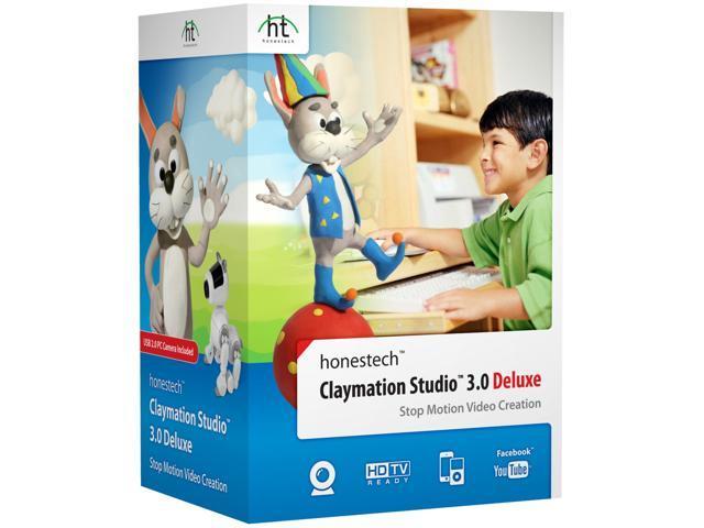 Honestech Claymation Studio 3.0 Deluxe