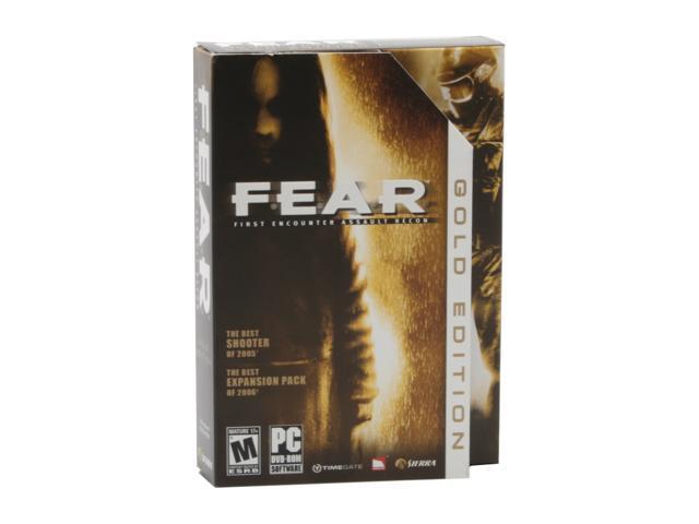 F.E.A.R Gold Edition