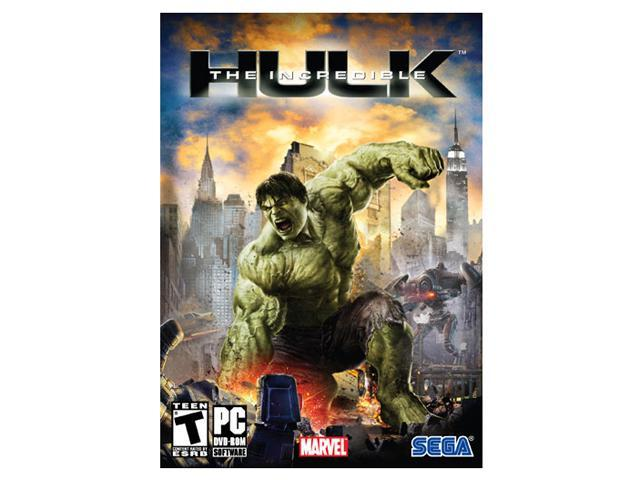 Incredible Hulk PC Game SEGA