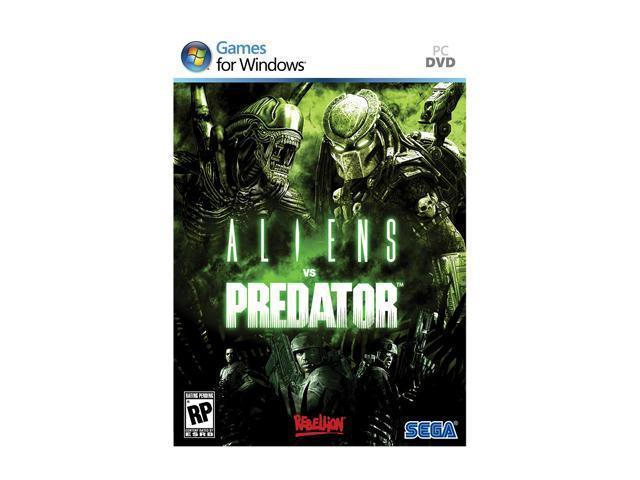 Aliens Vs Predator PC Game