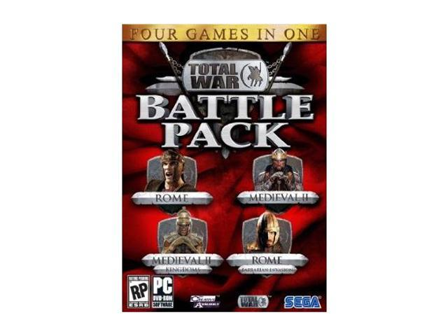 Total War: Battle Pack PC Game
