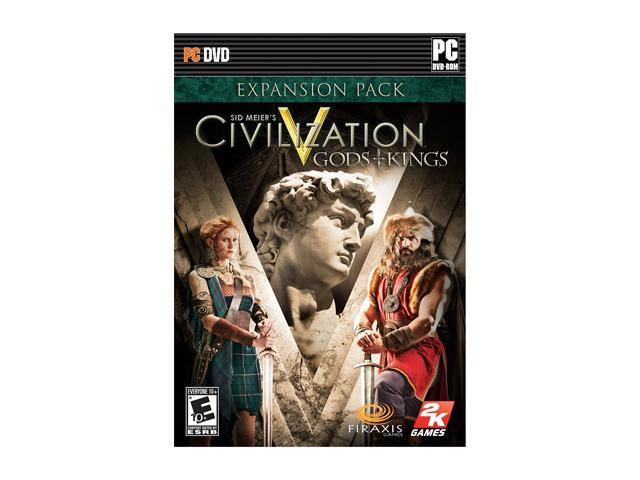 Sid Meier's Civilization V: Gods & Kings PC Game