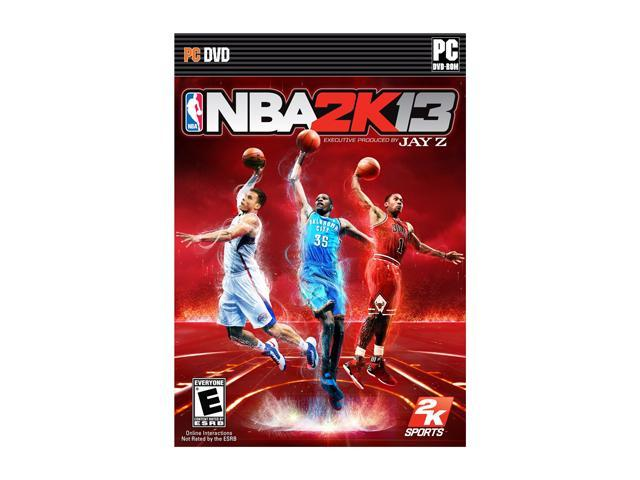 NBA 2K13 PC Game