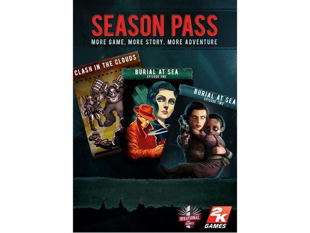 BioShock Infinite - Season Pass [Online Game Code]