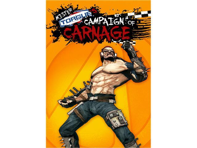 Borderlands 2: Mr Torgue's Campaign of Carnage for Mac [Online Game Code]
