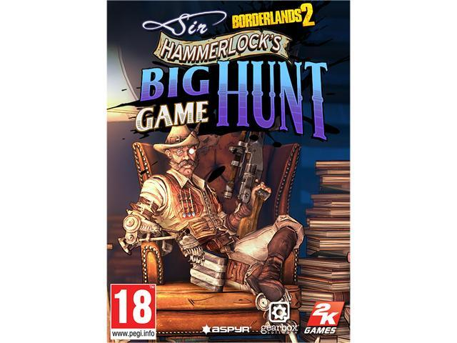 Borderlands 2: Sir Hammerlock's Big Game Hunt for Mac [Online Game Code]