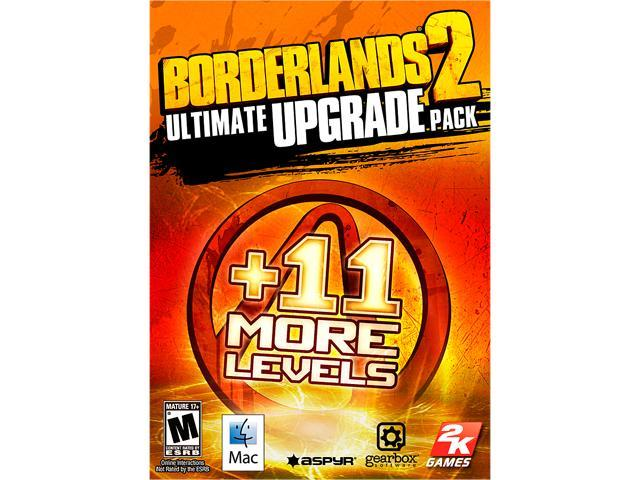 Borderlands 2: Ultimate Vault Hunters Upgrade Pack for Mac [Online Game Code]