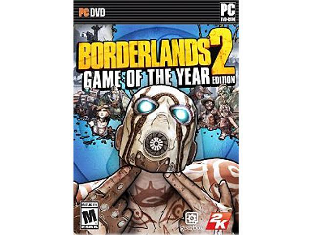 Borderlands 2: Game of the Year Edition PC Game