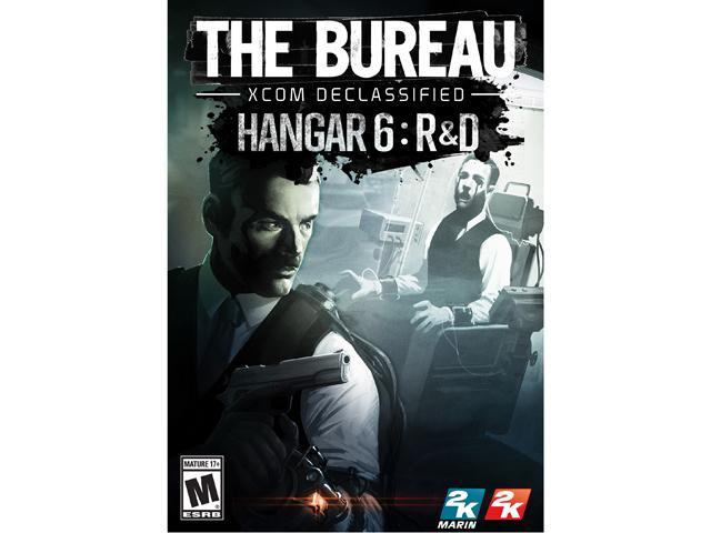 The Bureau - Hangar 6 R&D  [Online Game Code]