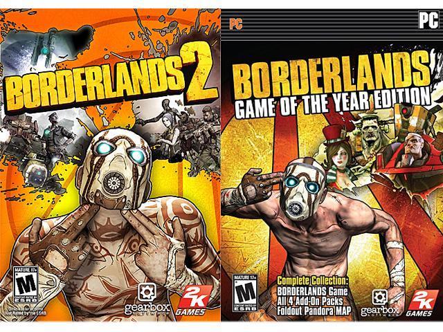 Borderlands Goty скачать торрент - фото 8