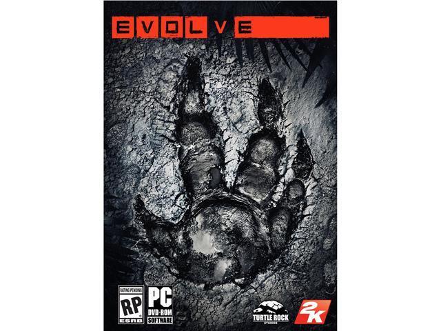 Evolve PC Game