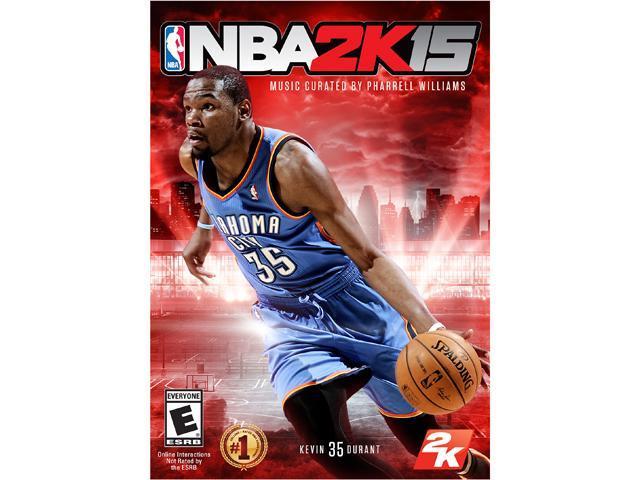 NBA 2K15 [Online Game Code]