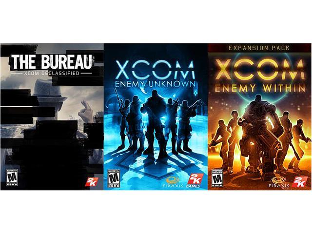 The Bureau: XCOM Declassified + XCOM: EU Complete [Online Game Codes]
