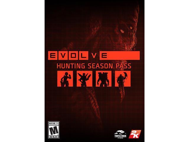 Evolve Hunting Season Pass [Online Game Code]